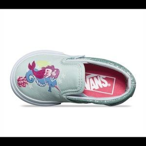 Toddler mermaid vans